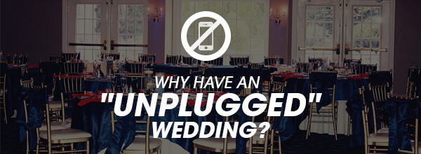 Unplugged Wedding Image