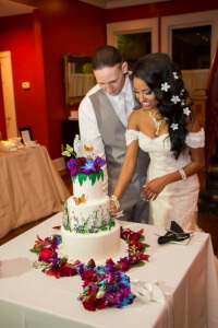 Photo of Cake Cutting at The Courtyard at Lake Lucerne