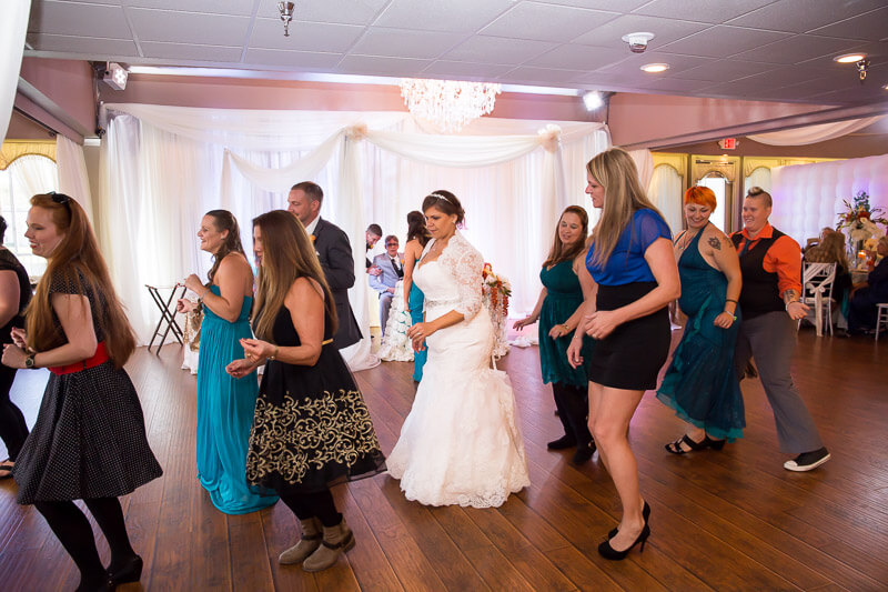 wedding dancing crystal ballroom in altamonte
