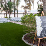 Paradise Cove Wedding Ceremony Orlando