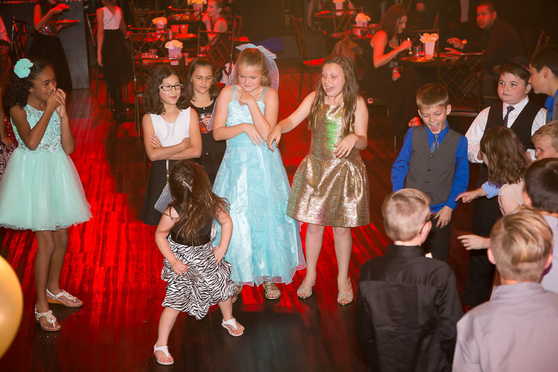 Kids Dancing at The Abbey Orlando