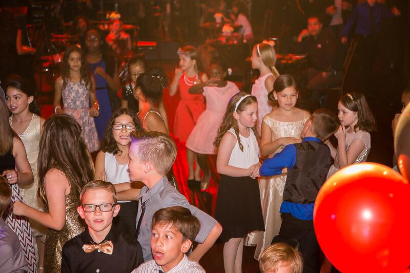Kids Dancing Abbey Orlando