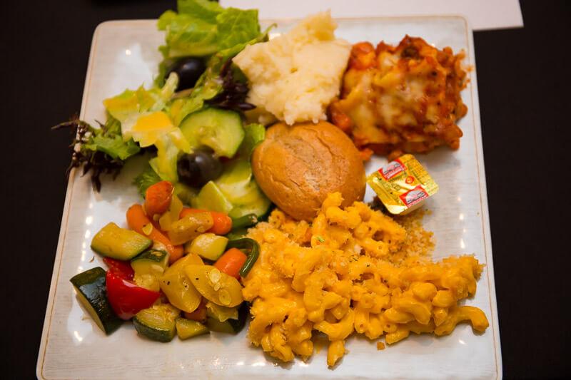 Dinner at Grand Oaks Resort