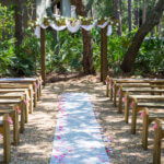 Floridian Manor Estate Wedding Ceremony