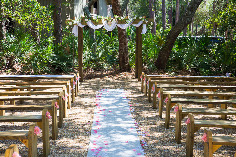 Auger Wedding at the Floridian Manor Estate in Osteen, Fl