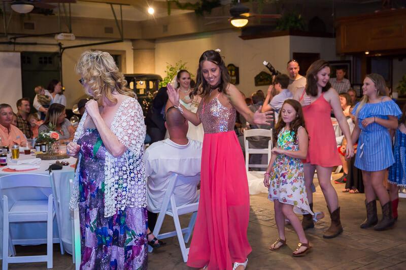 Floridian Manor Estate Wedding Dancing 2