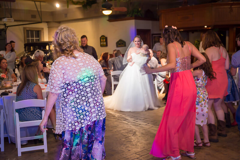 Floridian Manor Estate Wedding Reception Dancing