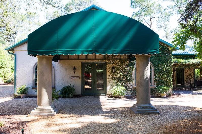Floridian Manor Estate Wedding Reception Hall
