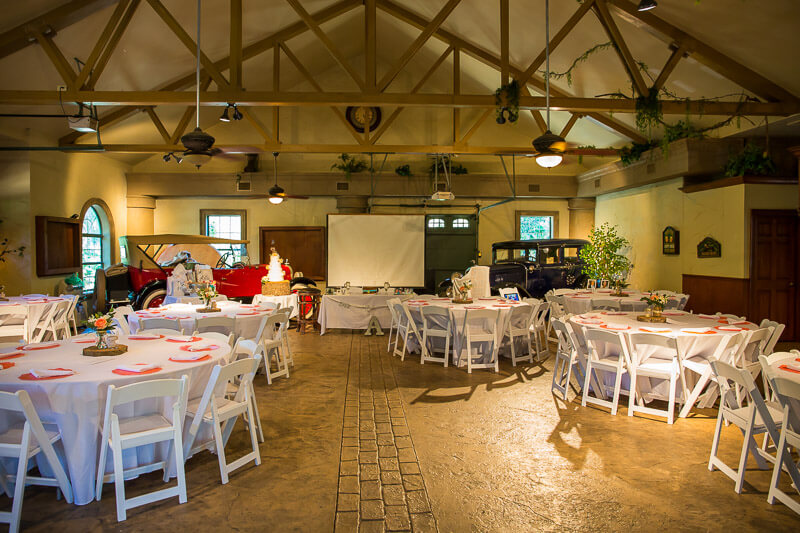 Floridian Manor Estate Wedding Reception