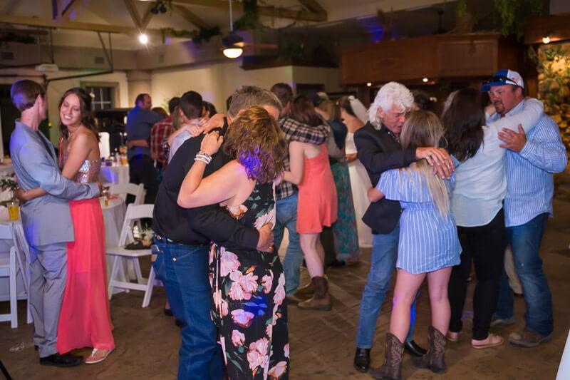 Floridian Manor Estate Wedding Slow Dance