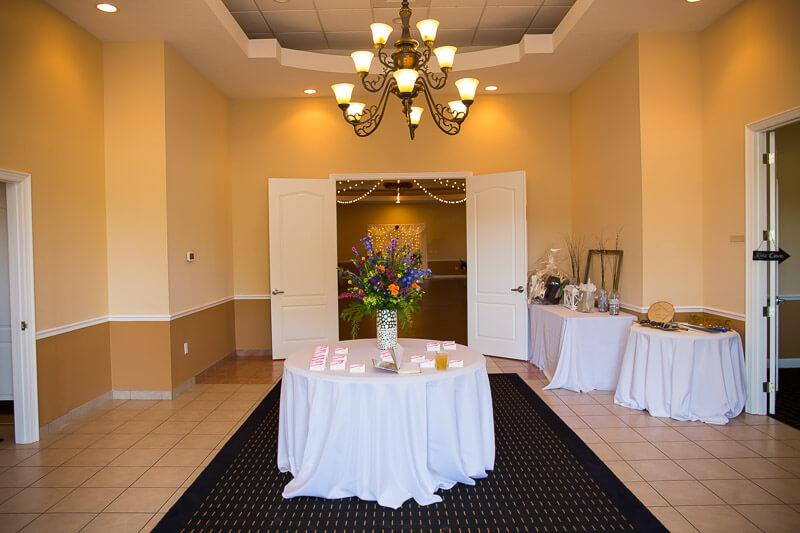 Grand Oaks Resort Reception Entrance