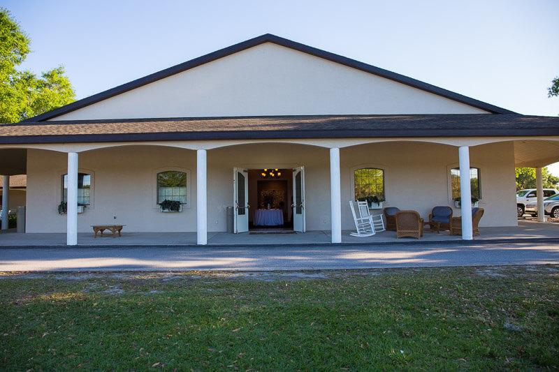 Grand Oaks Resort Reception Hall