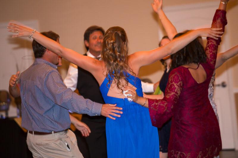 More Dancing at Grand Oaks Resort