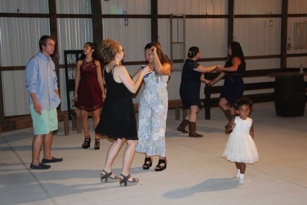 Dancing at 3M Ranch and Events