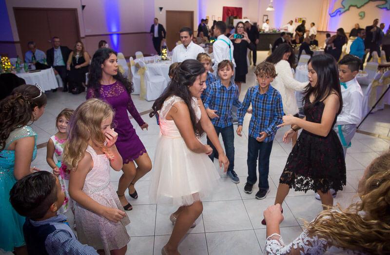 Girls at Sociedad Cubana De Orlando