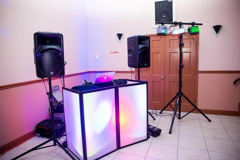 Party DJ at Sociedad Cubana De Orlando