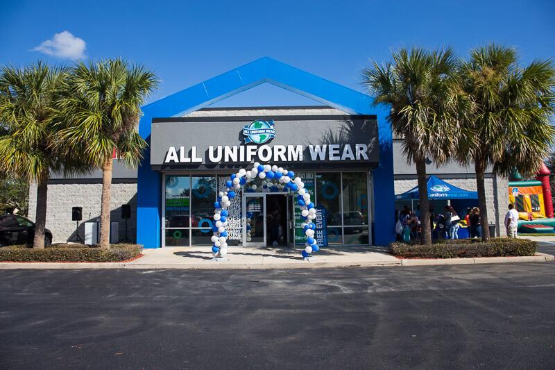 All Uniform Wear Florida Mall
