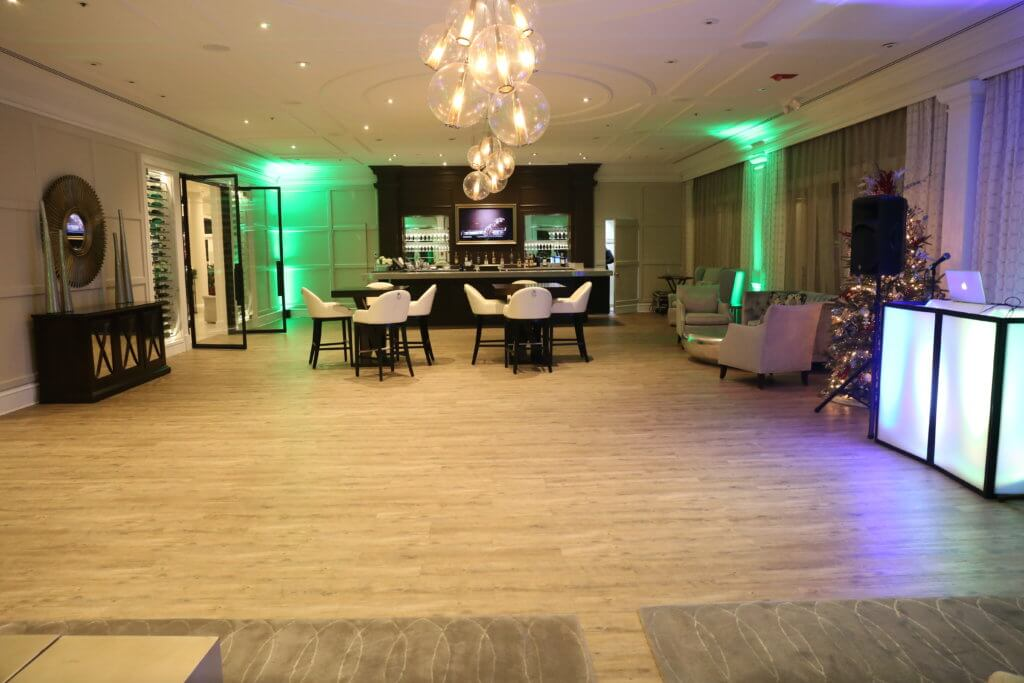 Dance Floor at Lake Nona Golf & Country Club
