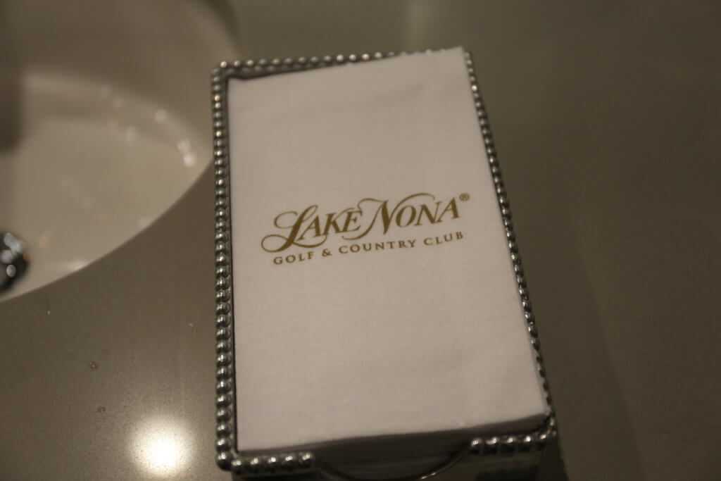 Lake Nona Golf & Country Club Paper Towels