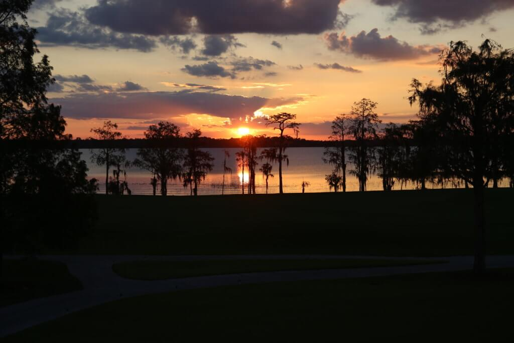 Lake Nona Golf & Country Club Sunset